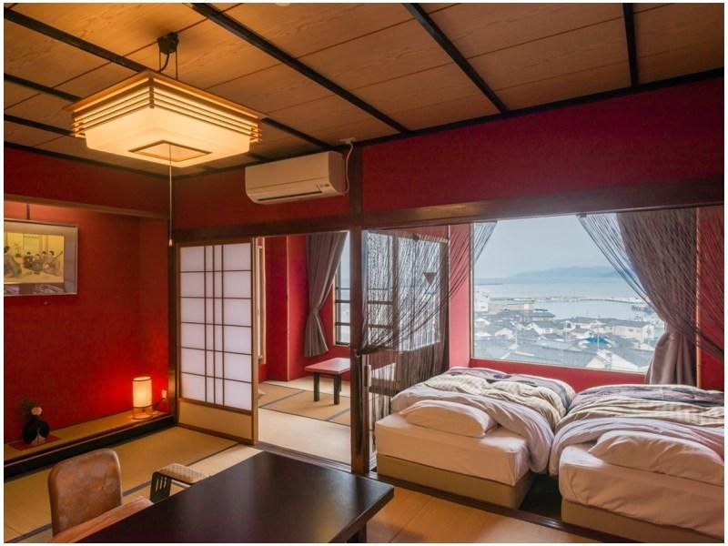 Japanese/Western-style Room (Harbor View)