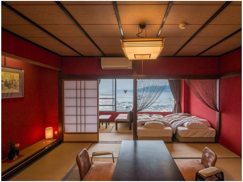 Japanese-style Room (2 Beds, Urushi-no-Ma Type)
