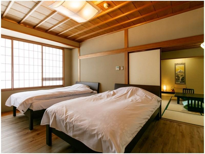 Standard Japanese-style Room (Twin Beds, Type A, Hagi-no-To Wing)