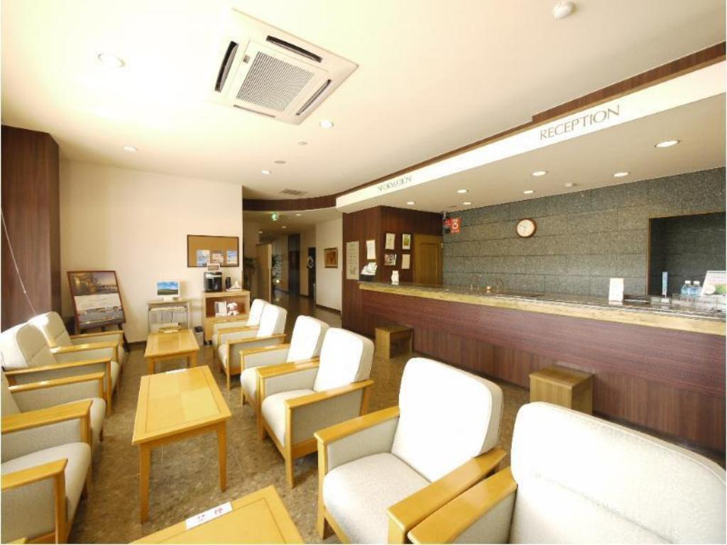 大廳 露櫻COURT酒店 佐久 (Hotel Route-Inn Court Saku)