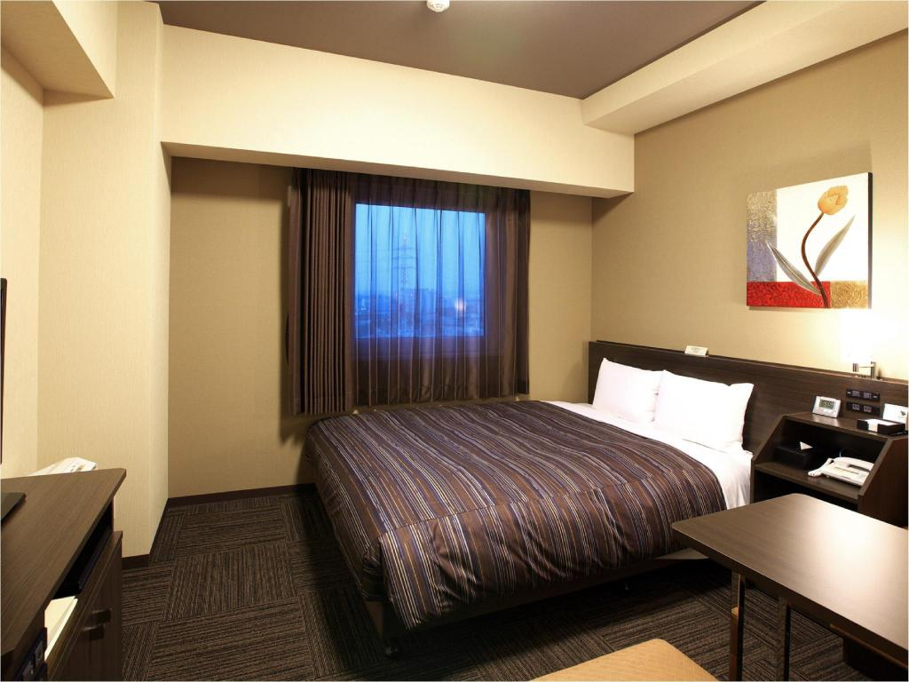 Semi-double Room (Main Building) - Guestroom Hotel Route-Inn Kamiyamada Onsen