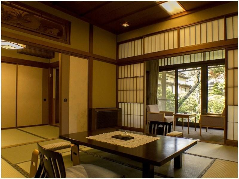 離れ◇伝統客室【松風庵】 (Shofuan Detached Japanese-style Room)