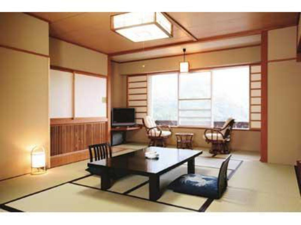 Japanese Style Room - Guestroom Nozawa Grand Hotel