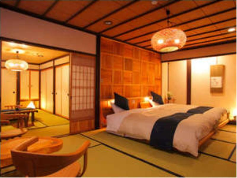高級日式房 (Japanese Style Superior Room)