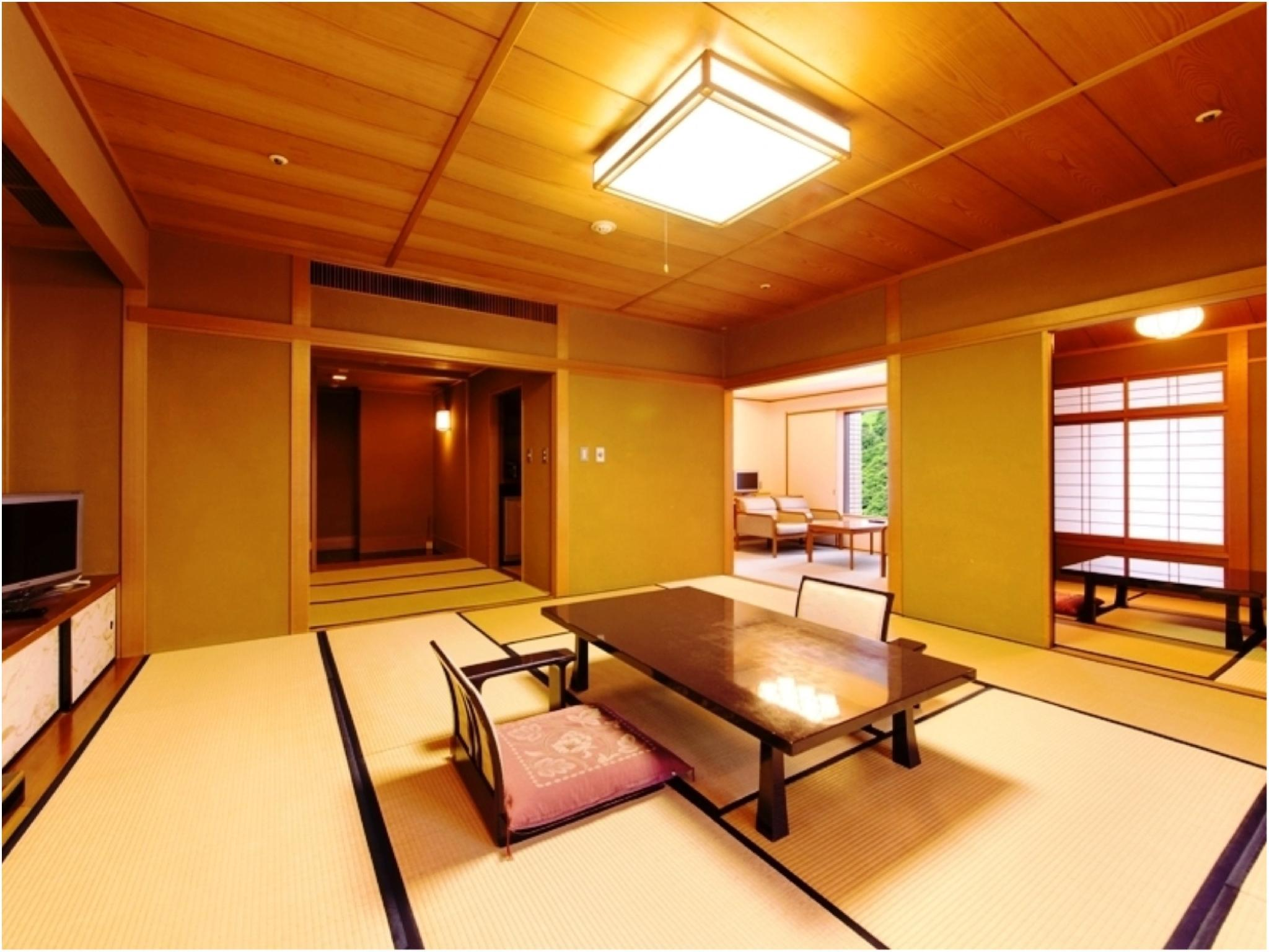 Japanese-style Room with Reception Room