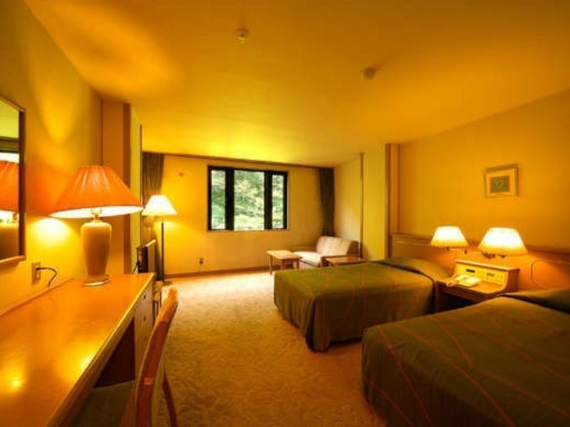 ツイン (Deluxe Twin Room (South Wing))