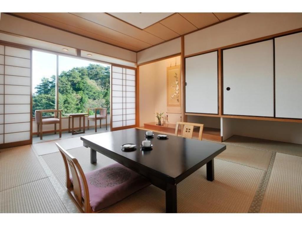 Japanese Style Room - Guestroom Toba Hotel International Shiojitei