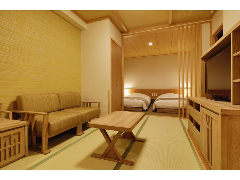 Deluxe Twin Room (2 Japanese Beds)