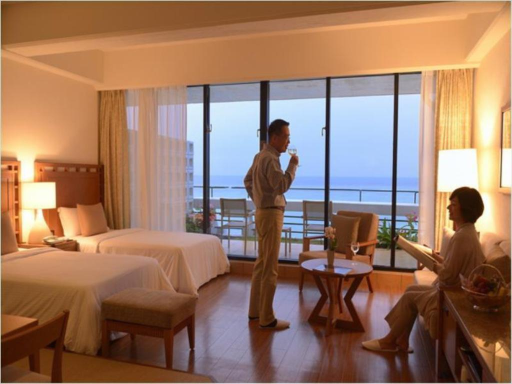 Club Luxury Japanese/Western-style Room (2 Beds) - Guestroom