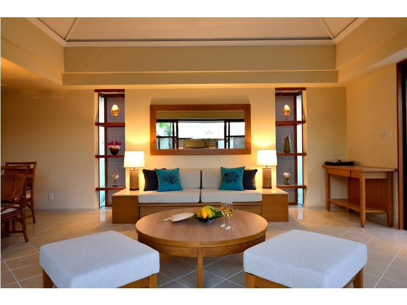 Quad Room (2 Bedrooms, Club Pool Villa)