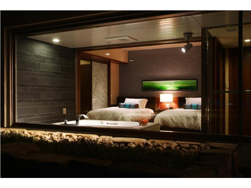 套房 (Suite (2 Beds, Nagisa Wing))