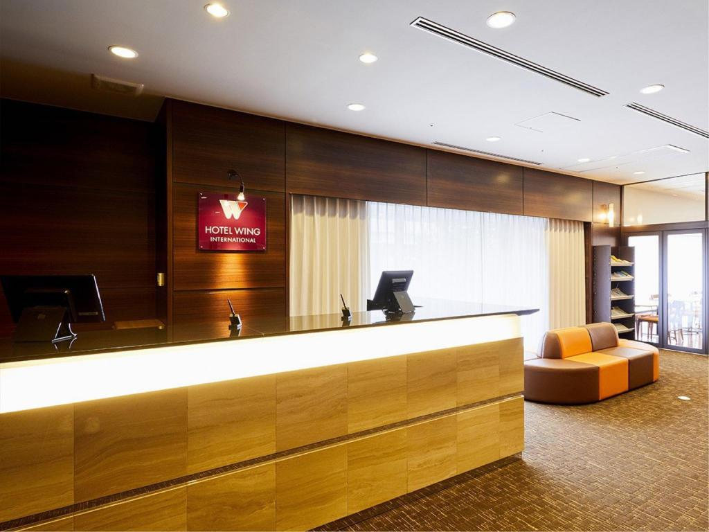 Lobby Hotel Wing International Kobe Shinnagata Ekimae