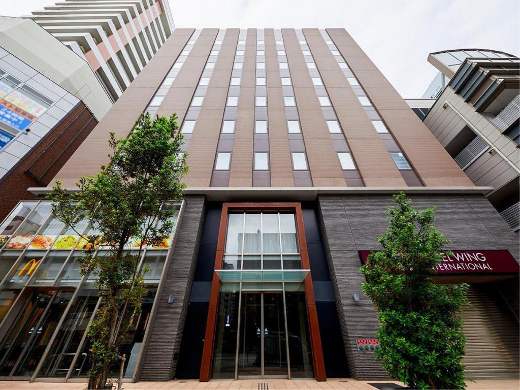 Hotel Wing International Kobe Shinnagata Ekimae