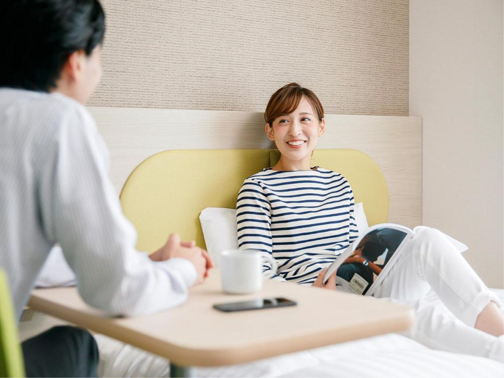 Single Room Comfort Hotel Kobe Sannomiya