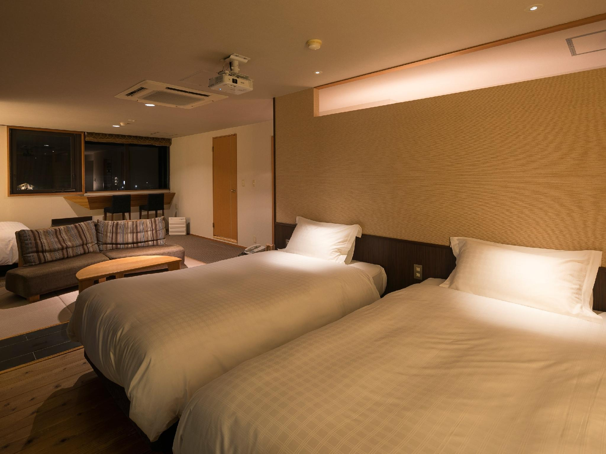 双人大床房 (Grand Double Room (2 Beds))
