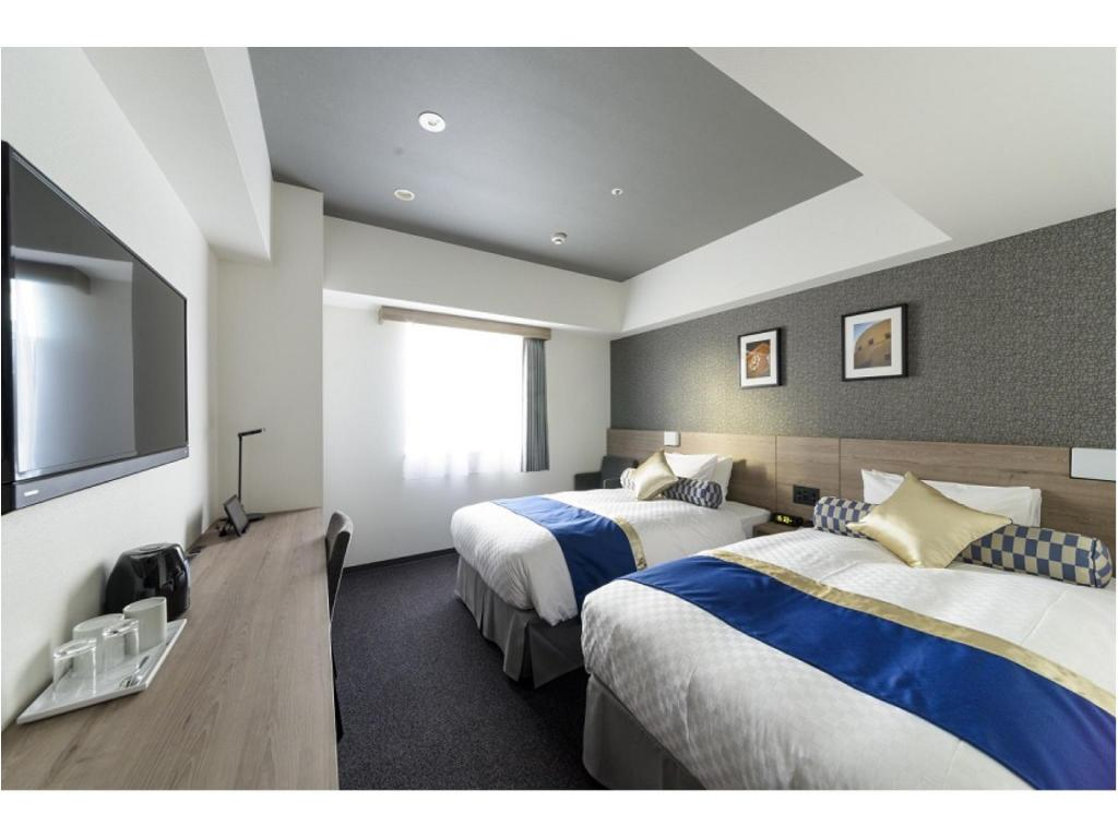 Superior Room - Twin - Guestroom Best Western Plus Hotel Fino Osaka Kitahama (Open Feb. 2019)