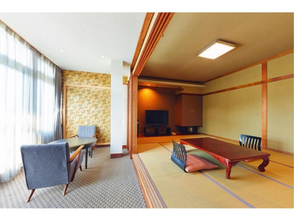 Detached Japanese-style Room (Hototogisu Type, Formerly Kusunokikan Wing) - Guestroom