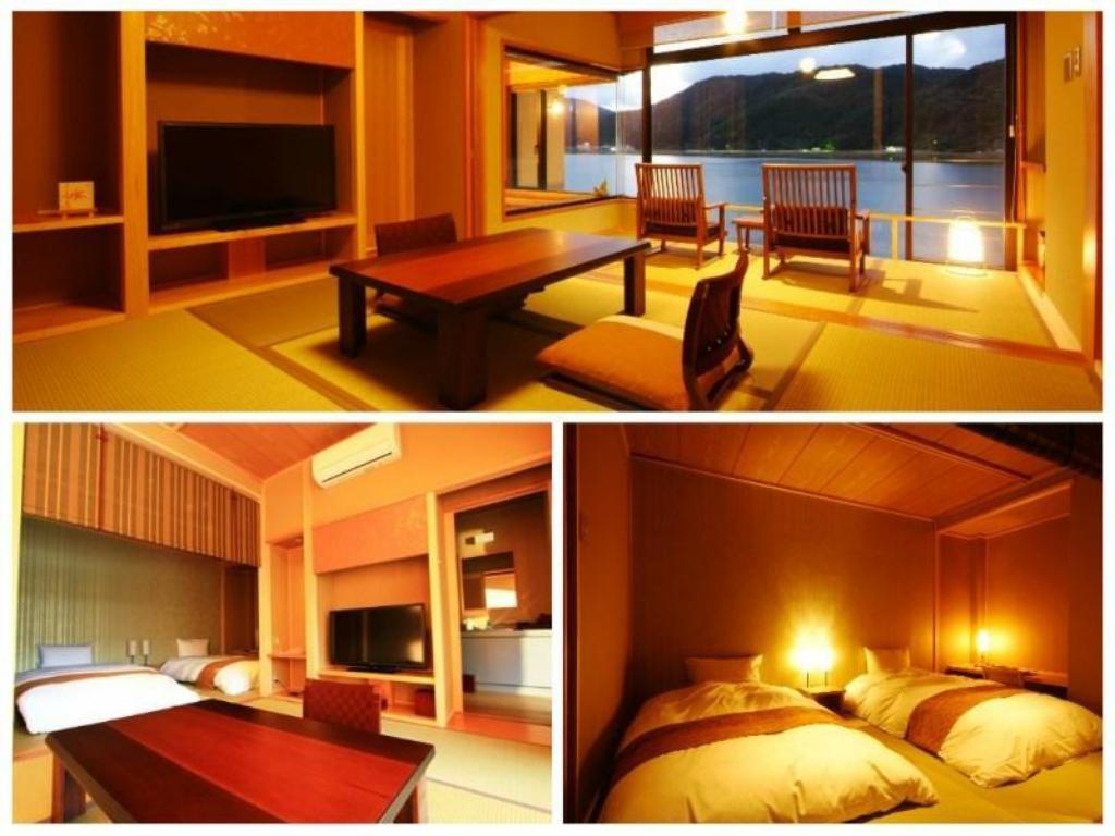 Japanese/Western-style Room (2 Beds) - Guestroom Ginka