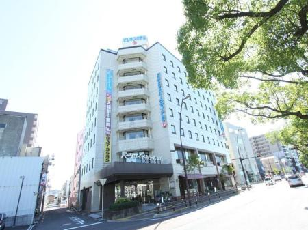 高松商務酒店 Park Side (Business Hotel Parkside Takamatsu)