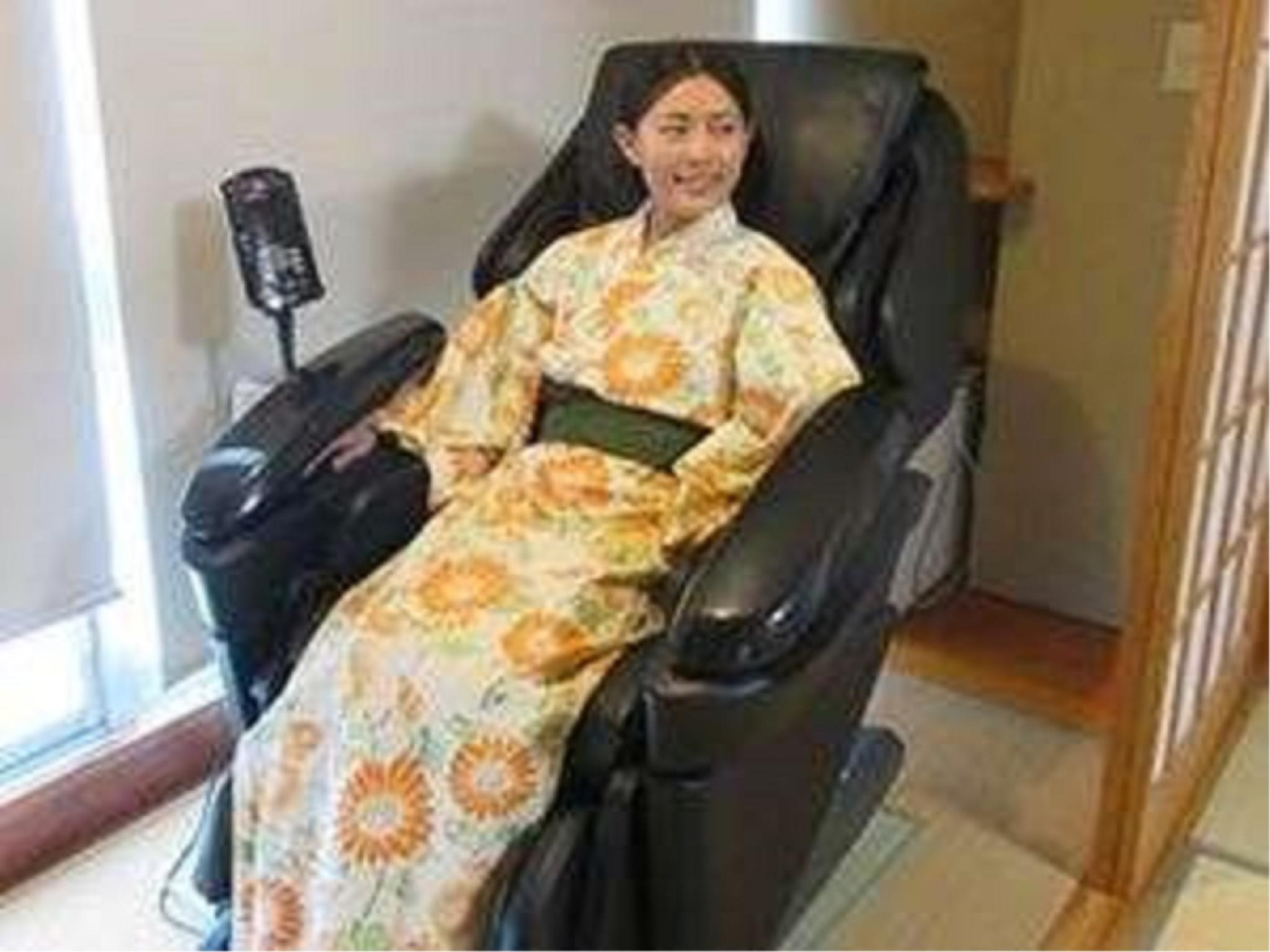 标准和式房+按摩椅 (Standard Japanese-style Room with Massage Chair)