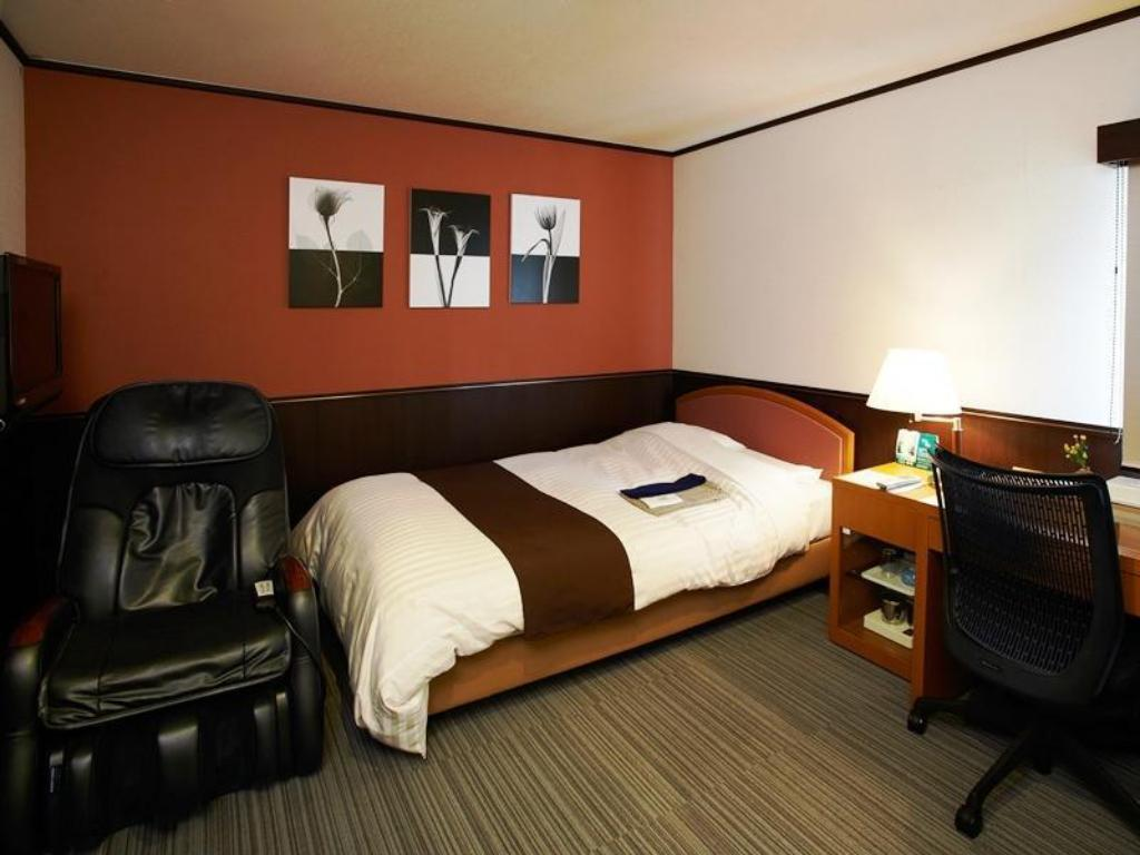 Relax Single Room - Guestroom