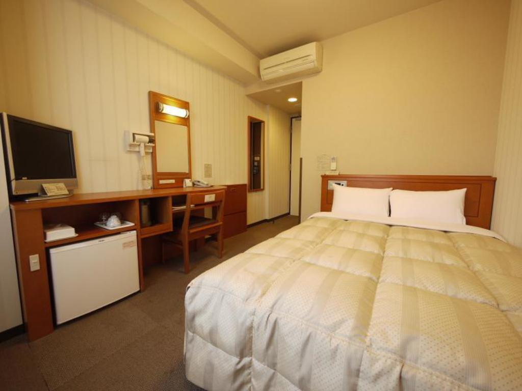 Single Room - Guestroom Hotel Route-Inn Saga Ekimae