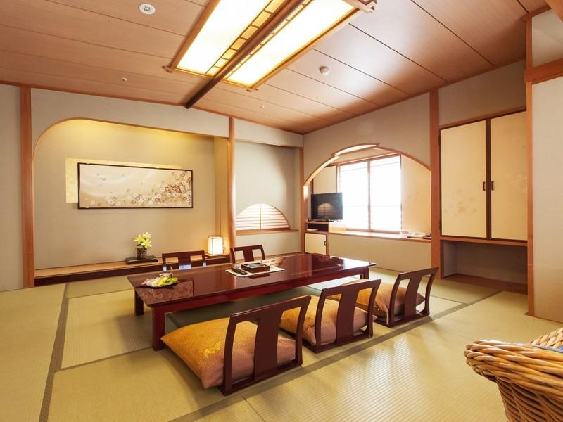 西館 七草の章 和室【喫煙】 (Japanese-style Room (Nanakusa-no-Sho Type, West Wing))