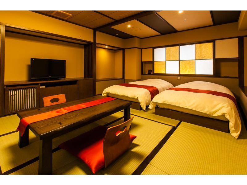 Modern Japanese-style Room (Modern Japanese-style Twin Room (Main Building))