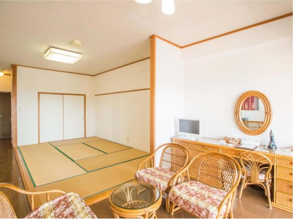 Standard Japanese-style Room (Main Building) - ห้องพัก Resort Hotel Umibe-no-Kajuen