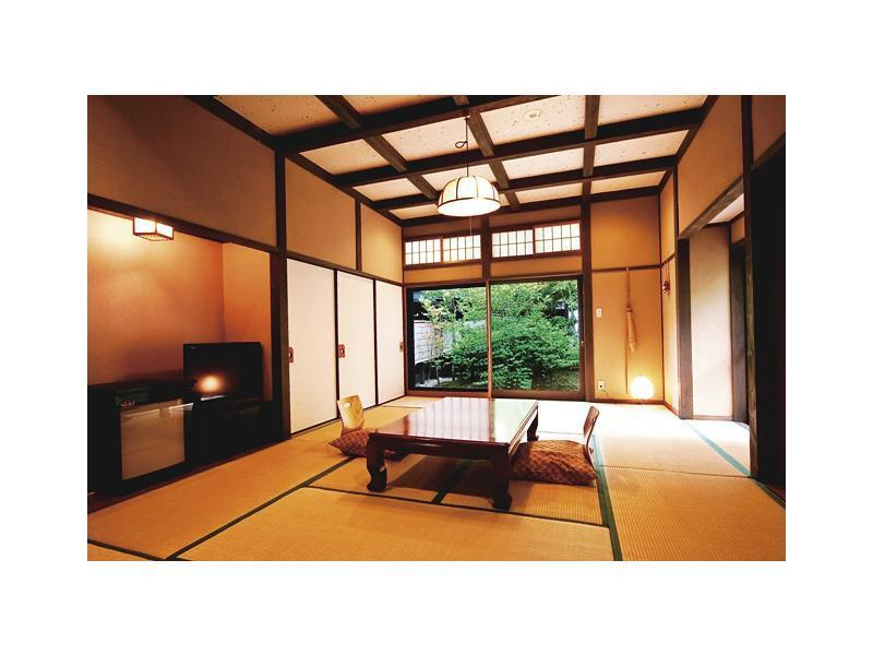 離れ 和室露天付 禁煙  (Detached Japanese-style Room with Open-air Bath)
