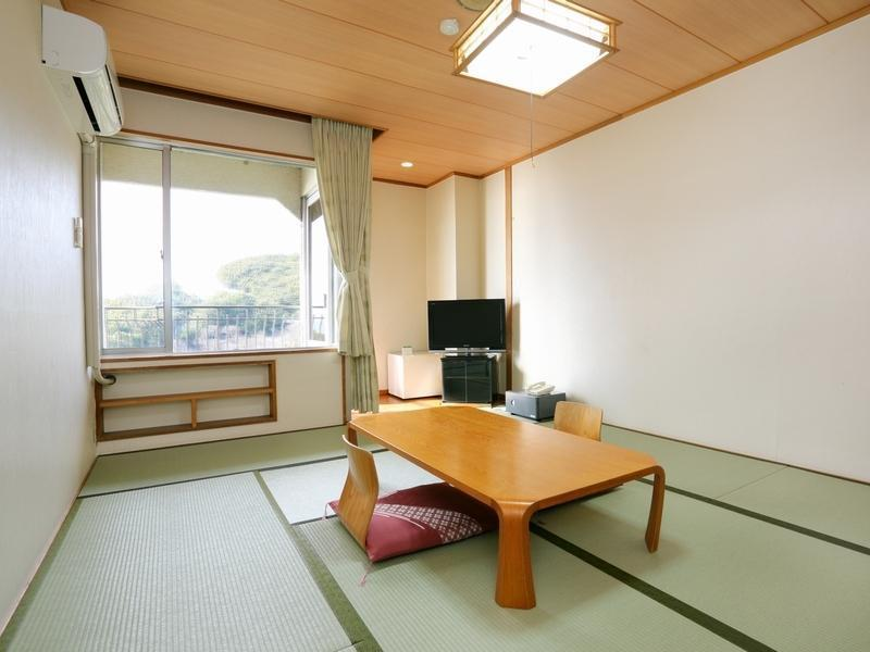 Japanese-style Room (Ocean View, Japanese-style Toilet)