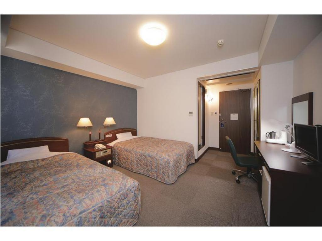 Twin Room (*Non-smoking from 2020/4/1) - Guestroom