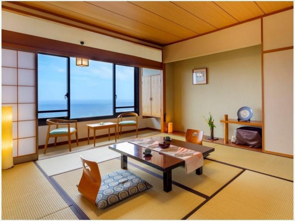 Standard Japanese-style Room with Hiroen Space (*Non-smoking from 2020/10/1) - ห้องพัก