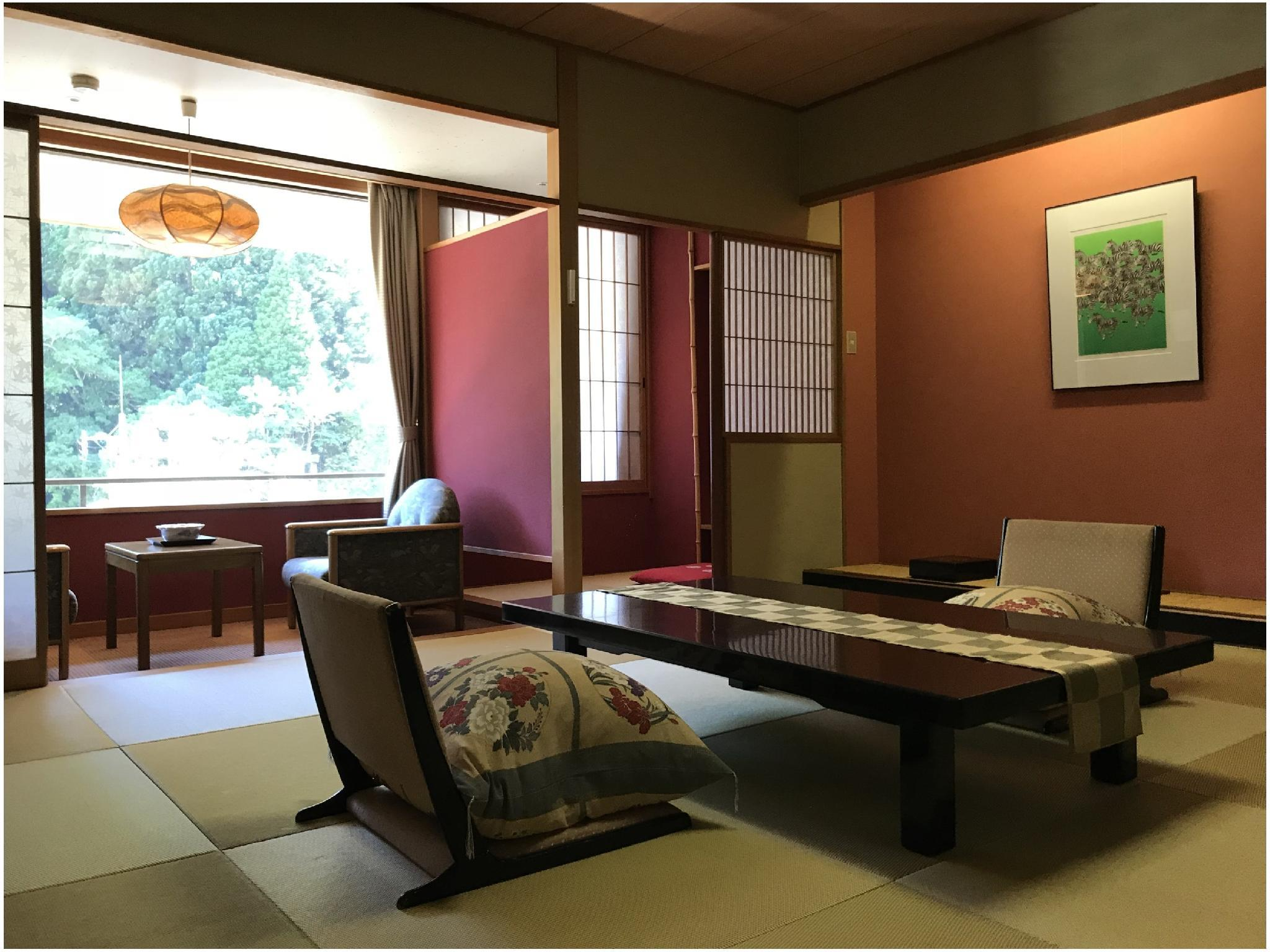 河景日式客房 (River View Japanese Style Room)