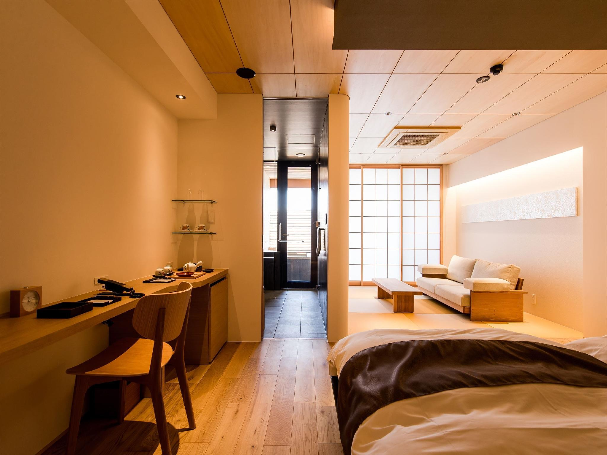 Superior Japanese/Western-style Room with Open-air Hot Spring Bath