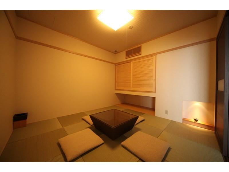 이그제큐티브 다다미 침대 객실K(UMI-NO-TO) (Executive Japanese/Western-style Room (Type K, Umi-no-To Wing)  (*Non-smoking from 2020/12/14))