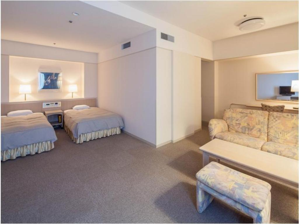 Twin Room (South Tower) - 客房 青森Winery酒店 (Aomori Winery Hotel )