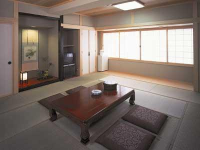 Japanese-style Room (South Tower)