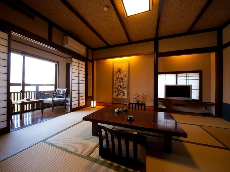 Japanese-style Room or Japanese/Western-style Room *Allocated on arrival