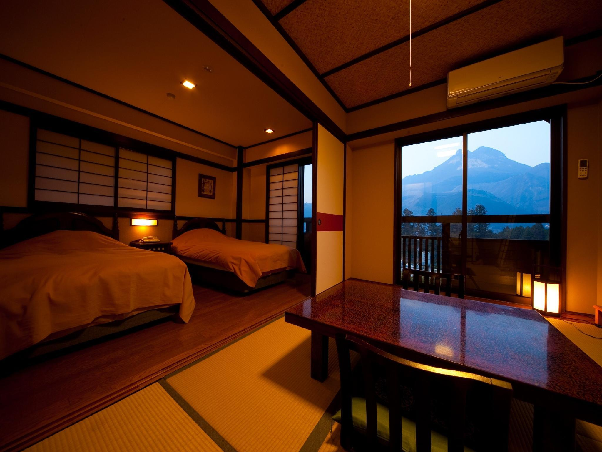 和洋室・禁煙 (Japanese/Western-style Room (2 Beds))