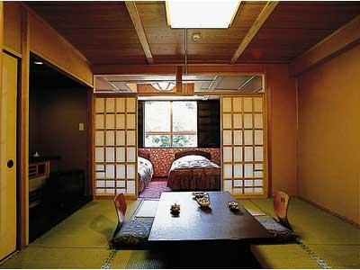 Standard Japanese-style Room or Japanese/Western-style Room