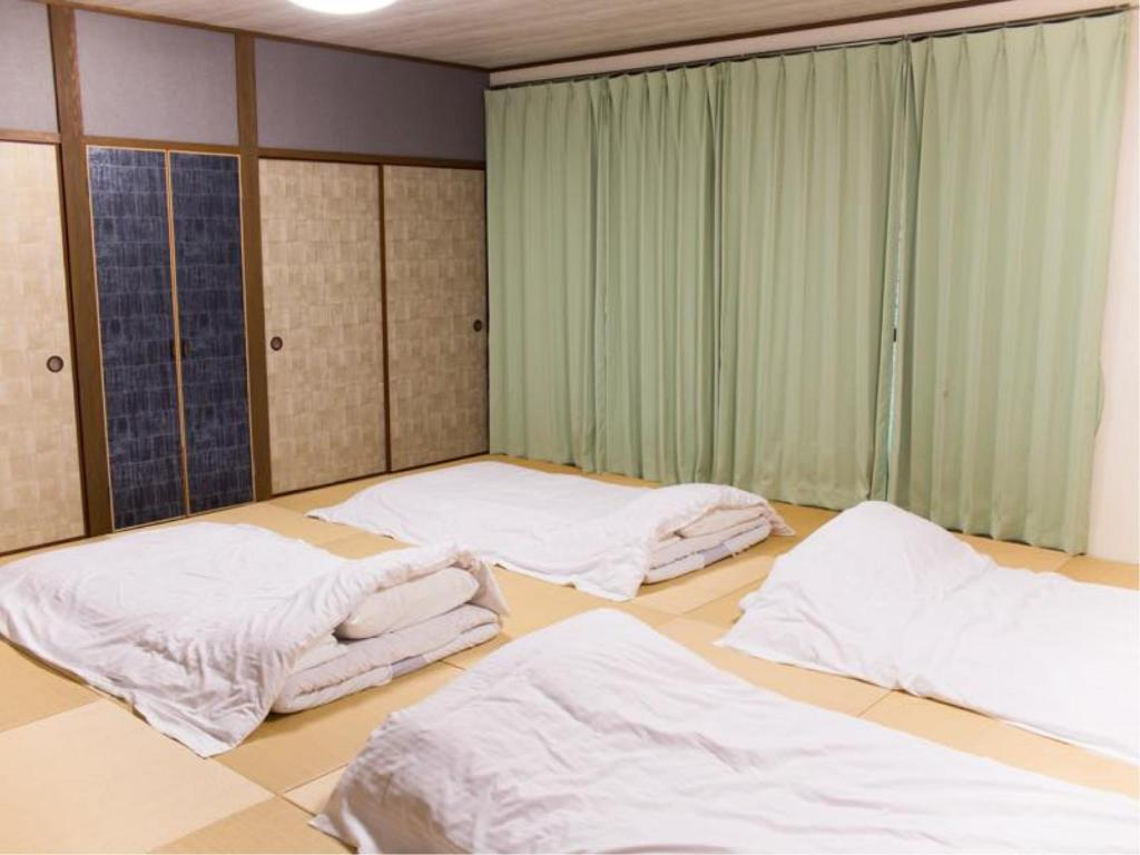 Comfort Cottage Japanese-style Room (Mountain Side, Annex) - ห้องพัก โฮเทล คาเรตต้า (Hotel Caretta)