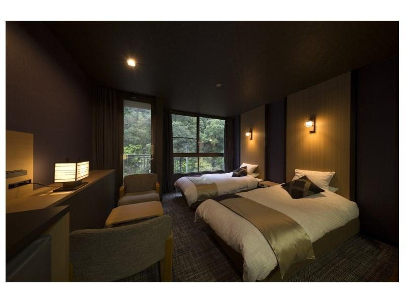 Modern Japanese-style Room (2 Beds, Kumamoto-kan Wing)