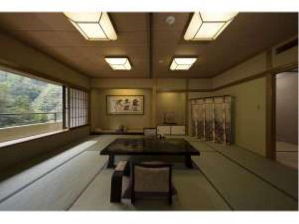 Japanese-style Suite with Open-air Bath (Top Floor) - ห้องพัก