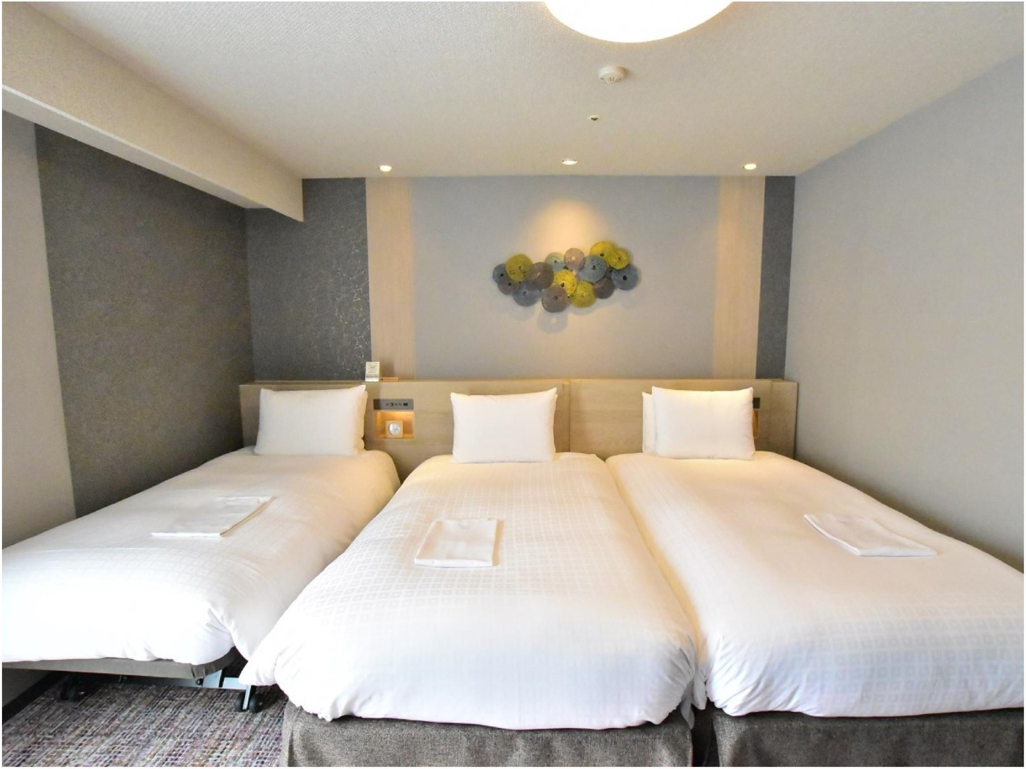 Comfort Twin Room *Extra bed for reservations for 3 people