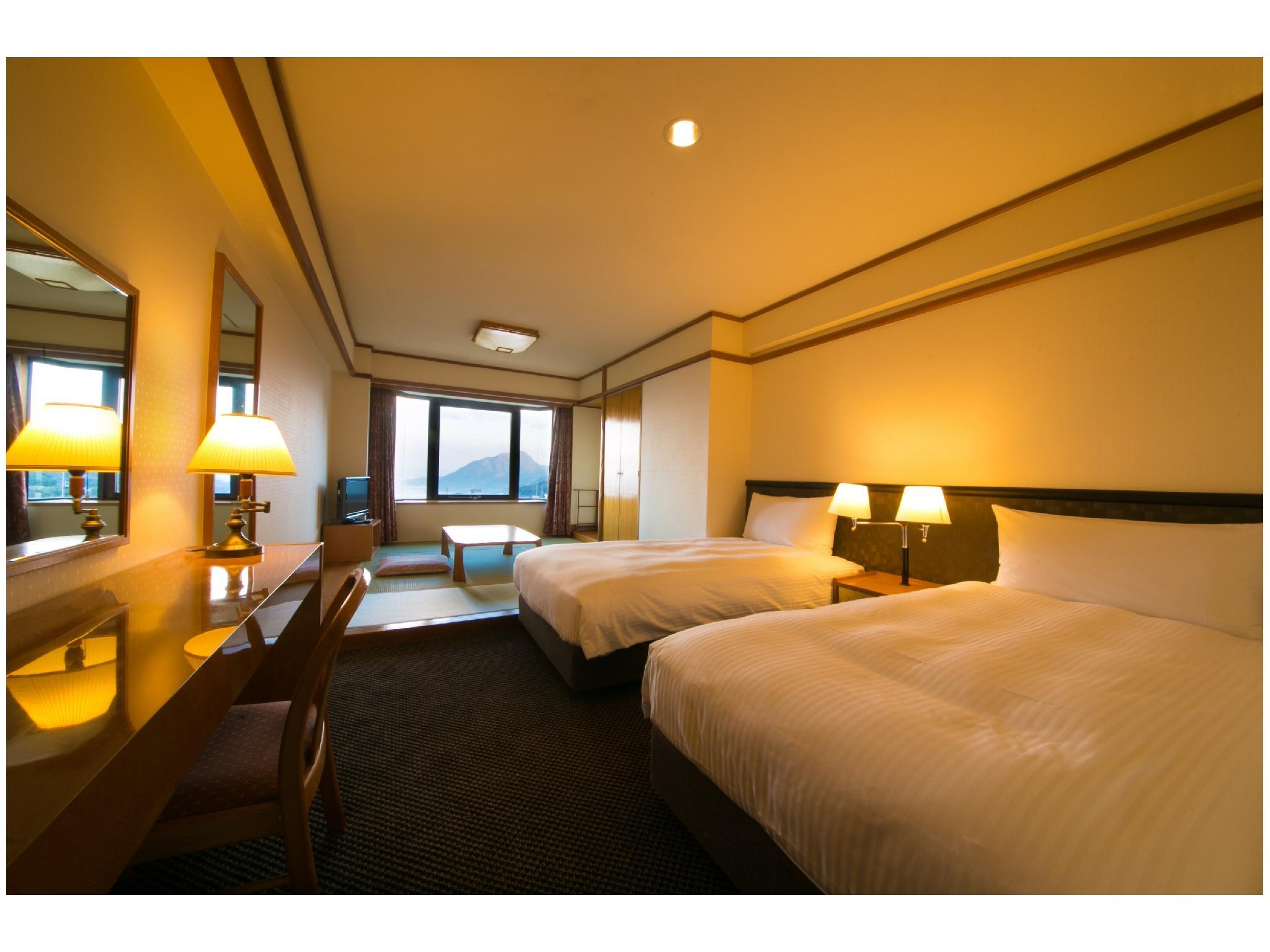Japanese/Western-style Room (Standard Japanese/Western-style Room (2 Beds))