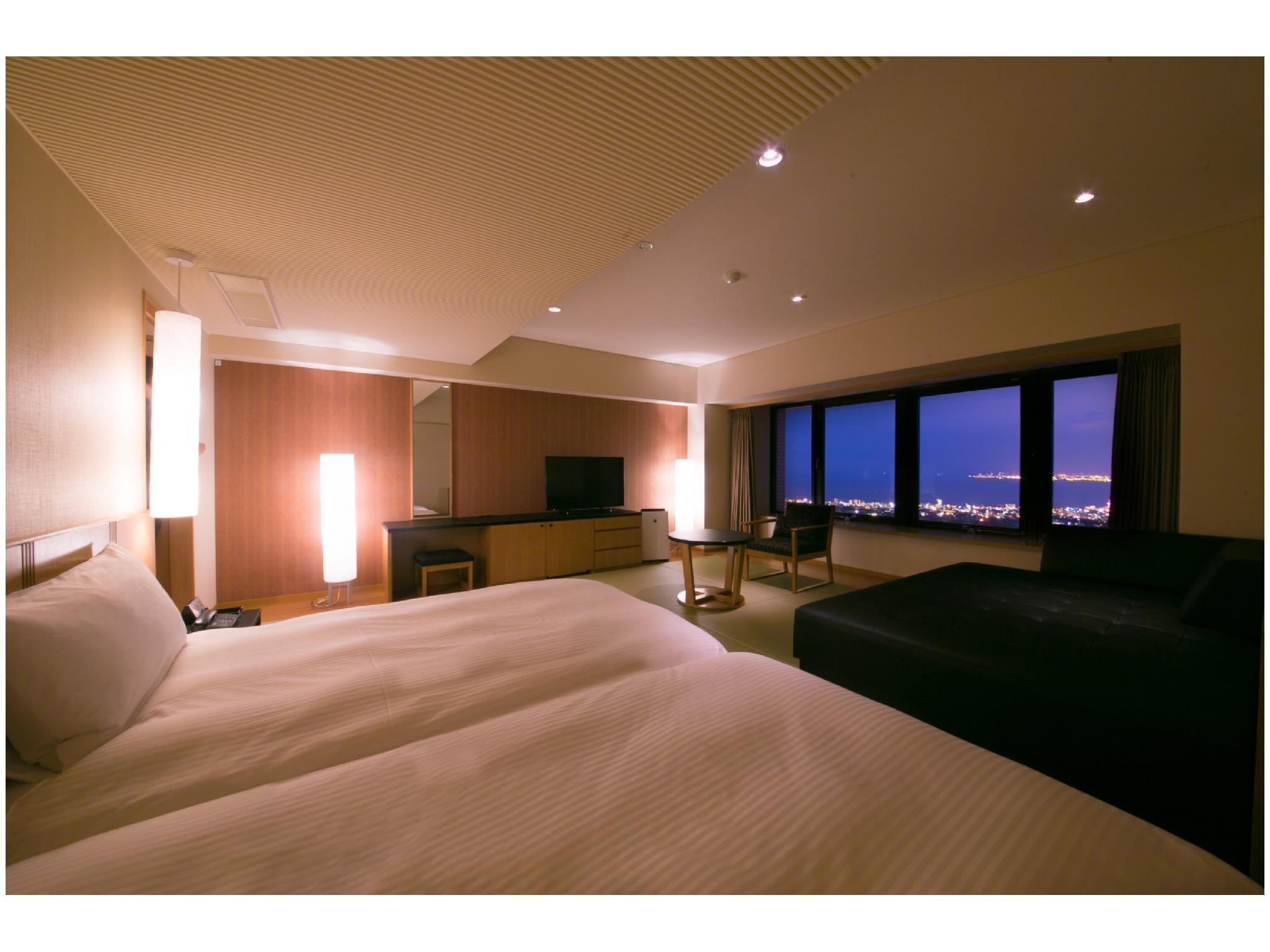 슈페리어룸 (Superior Modern Japanese-style Room (Ocean View))