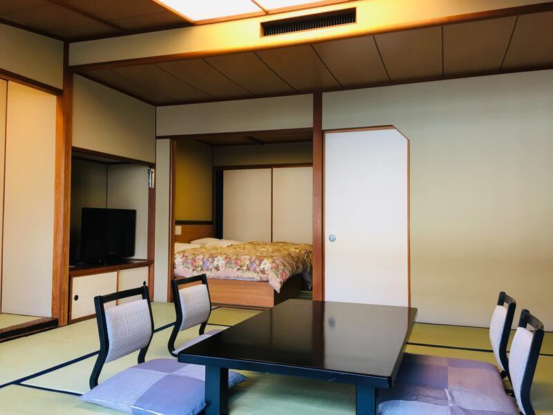 다다미 객실 (Japanese-style Room (2 Japanese Beds, Aoba Wing))