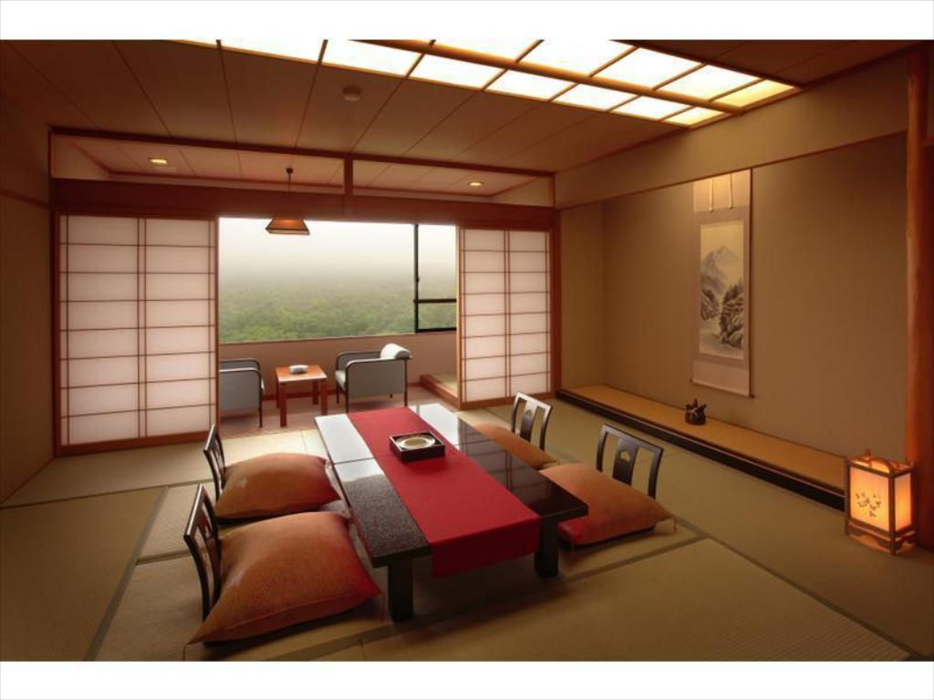 Japanese-style Room (Main Building) - ห้องพัก
