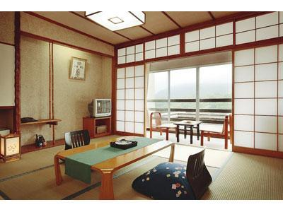Japanese-style Room (Genbu Wing)